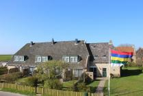 Vacation Rentals the Groede on Terschelling. 4-person cottage near the Wadden Sea, North Sea beach and Boschplaat.